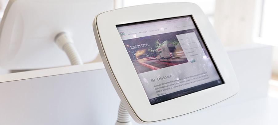 Optimiser les interfaces numériques avec nos clients